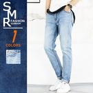 牛仔褲-輕刷痕淺牛仔褲-經典百搭淺牛仔《99985997》淺藍色【現貨+預購】『RFD』