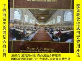 二手書博民逛書店The罕見LIBRARY An Illustrated Hist