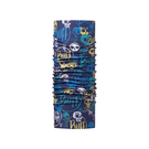 [BUFF] 骷髏惡霸 青少年Coolmax抗UV頭巾 (BF115082-790-10-00)