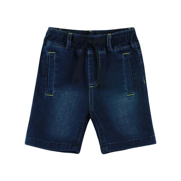 『小鱷魚童裝』彈性牛仔短褲(02號~10號)533633