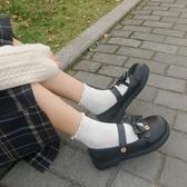 娃娃鞋 軟萌~炒可愛Lolita鞋日系軟妹大頭學生單鞋蝴蝶結小皮鞋女 - 風尚3C