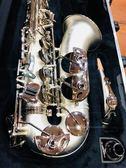 凱傑樂器 KJ VI NING ALTO  珍珠白 按鍵銀  管沙銀 刻花 中音 薩克斯風 台灣製