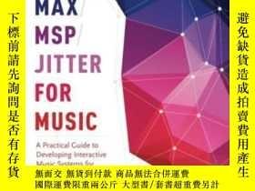 二手書博民逛書店Max msp jitter罕見For MusicY364682 V. J. Manzo Oxford Uni