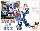 麗嬰兒童玩具館~韓國 機甲超獸王 GEO MECHA-大型機器人(藍犀王/綠鱷王/紅獅王/黑迅猛王)