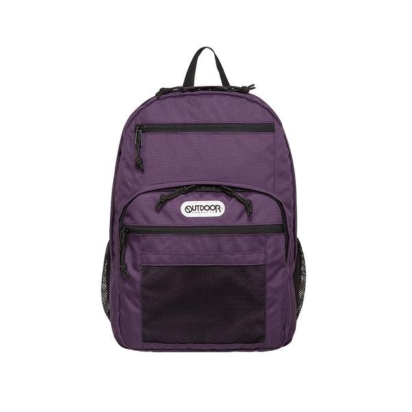 OUTDOOR - 率性學院-14吋筆電後背包-紫色 OD291102PL