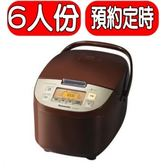 【Panasonic國際牌】 6人份電子鍋 SR-ZS105