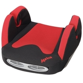 Aprica 愛普力卡-Moving Support 536 成長型輔助汽車安全座椅-紅黑