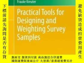 二手書博民逛書店Practical罕見Tools For Designing And Weighting Survey Sampl