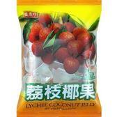 盛香珍 蒟蒻椰果果凍-荔枝風味 420g