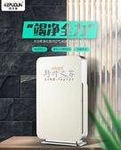 空氣凈化器 家用臥室室內負離子除煙除塵除甲醛除霧霾PM2.5  igo 野外之家