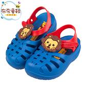 《布布童鞋》Ipanema小獅王藍色寶寶護趾涼鞋香香鞋(13~14.5公分) [ U0A698B ]
