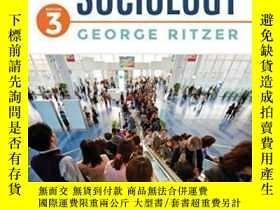 全新書博民逛書店IntroductionTo Sociology-社會學導論Y436638 George Ritzer Sag
