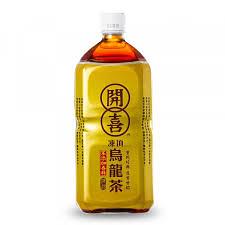 【免運/聯新貨運】開喜凍頂烏龍茶1000ml(12瓶/箱)【合迷雅好物超級商城】