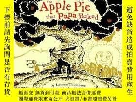 二手書博民逛書店The罕見Apple Pie That Papa BakedY362136 Photo Credit: Lau