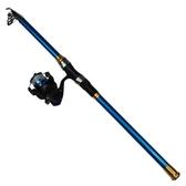海竿套裝魚竿拋投桿海釣竿甩竿套裝超硬釣魚