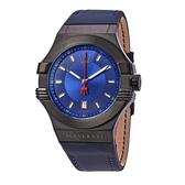 MASERATI 瑪莎拉蒂 R8851108021 大錶徑霸氣海神錶款 錶現精品 原廠正貨