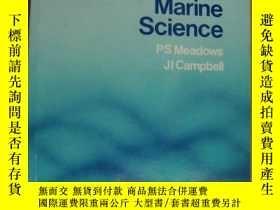 二手書博民逛書店An罕見introduction to Marine Scien