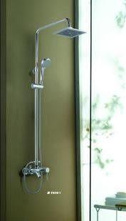 全銅淋浴升降花灑批發價出售超值時尚E030-1