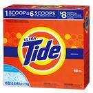 汰漬Tide超濃縮洗衣粉68匙 2.72kg【愛買】