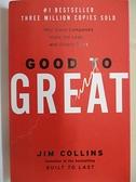 【書寶二手書T1/財經企管_J3D】Good to Great_Jim Collins