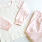 GMP BABY 舒適柔軟小星星睡衣組(衣+褲)