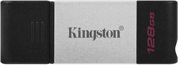 [9美國直購] Kingston DataTraveler 80 128GB USB Type-C Flash Drive (DT80/128GB)