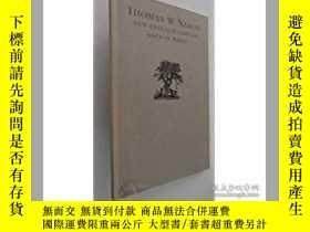 二手書博民逛書店Thomas罕見W. Nason: New England Vi