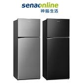 Panasonic 2門鋼板422L電冰箱NR-B421TV-S/K (晶漾銀/晶漾黑) 神腦生活