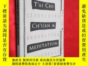 二手書博民逛書店T Ai罕見Chi Ch Uan and Meditation