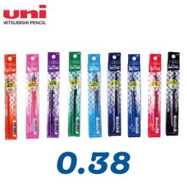 【金玉堂文具】UNI 三菱 UMR-1 0.38超細鋼珠筆芯 多色