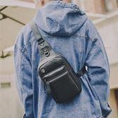 胸包胸包男正韓男士休閒單肩包學生背包跨包2019新品潮小側背包