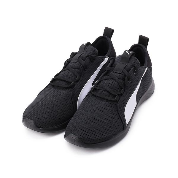 PUMA SOFTRIDE VITAL REPEL 輕量透氣跑鞋 全黑白 19434505 男鞋
