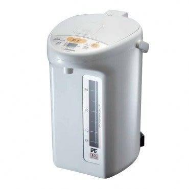 《長宏》ZOJIRUSHI象印SUPER VE超級真空保溫熱水瓶-4.0L【CV-TWF40】能源效率第1級,可刷卡,免運費!