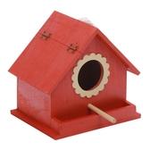 鳥窩鸚鵡窩木制掛窩鳥籠房子