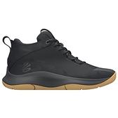 UNDER ARMOUR UA HOVR CURRY FUEGO 男鞋 籃球鞋 透氣 緩震 支撐 黑【運動世界】3023087-003