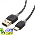 [105美國直購] Cable Matters USB 2.0 Type C (USB-C) to Type A (USB-A) Cable(201001-BLK-1m)