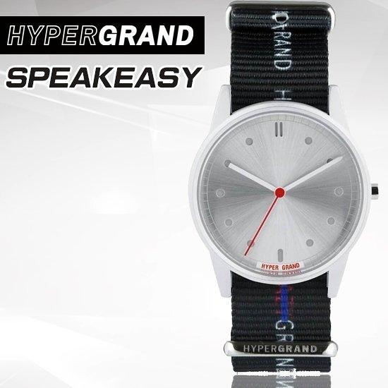 "Hypergrand新加坡設計師品牌01基本款系列""INHIBITION""SPEAKEASY地下酒吧腕錶NW01EASY"