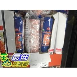 [COSCO代購] W48696 紅龍 冷凍純牛肉漢堡片 2.7 公斤 K &K Frozen Beef Patties 2.7KG 2入