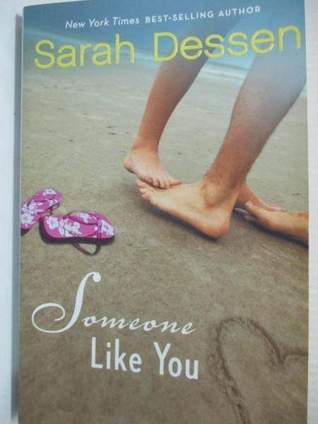 【書寶二手書T8/原文小說_HAT】Someone Like You_Dessen, Sarah