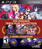 PS3 The Disgaea Triple Play Collection 魔界戰記 合輯(美版代購)