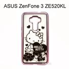 Hello Kitty 電鍍軟殼 [小熊] ASUS ZenFone 3 ZE520KL (5.2吋)【三麗鷗正版授權】