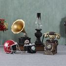 模型復古擺件留聲機模型飾品 交換禮物...