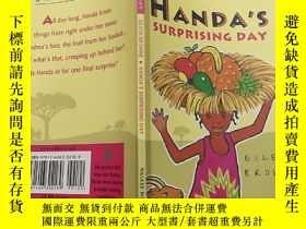 二手書博民逛書店handa s罕見surprising day:漢達出人意料的一天Y200392