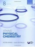 二手書博民逛書店《Atkins physical chemistry》 R2Y
