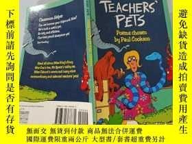 二手書博民逛書店Teacher s罕見Pets:Poems Chosen by Paul Cookson 教師的寵物:保羅·庫克森