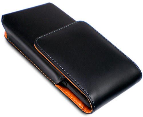 ★皮套達人★ 新HTC One M7 腰掛直立式皮套+螢幕保護貼  (郵寄免運)