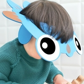頭罩 浴帽 洗頭套 洗澡帽 可調節 兒童浴帽 防水 防水浴帽 可調節護耳洗頭套【L149】慢思行