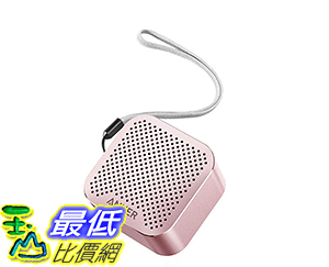 [106美國直購] Anker Bluetooth Wireless Speaker with Big Sound and Hands-Free Calling -Pink 揚聲器