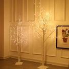 北歐白樺樹發光樹燈LED彩燈網紅民宿房間改造直播間裝飾 【母親節禮物】