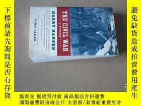 二手書博民逛書店The罕見Civil WarY105224 Harry Hans